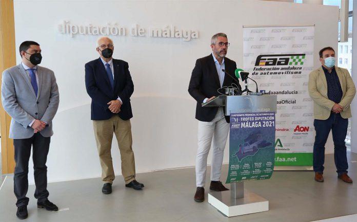 El Campeonato Provincial de Automovilismo 2021 arranca en Casabermeja