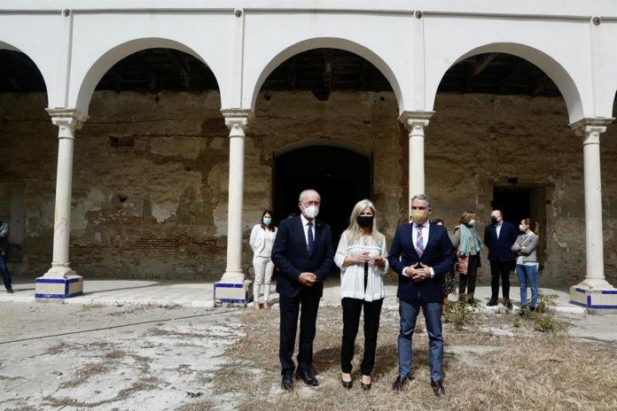 Financiación para rehabilitar el Convento de la Trinidad como centro patrimonial y cultural