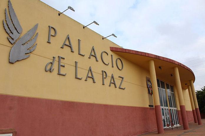 Fuengirola habilita el Palacio de la Paz como centro de vacunación