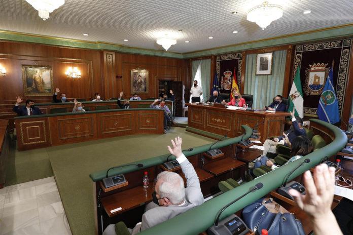 Marbella aprueba la cesión de una parcela para el Palacio de Justicia