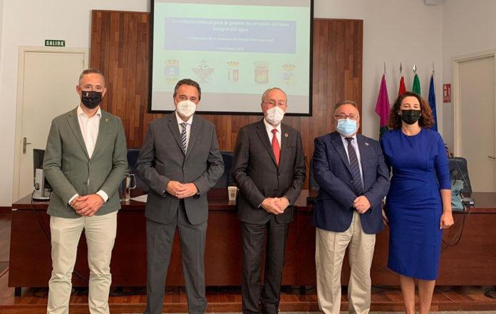 Arranca la constitución de la sociedad que integrará a municipios de la futura EDAR