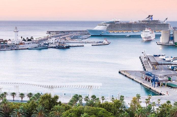 Puerto de Málaga espera unas 50 escalas de cruceros este otoño