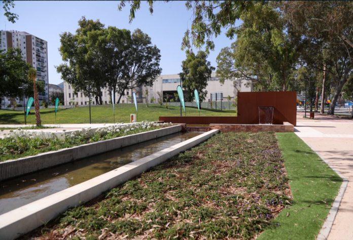 Málaga estrena parque de 31.000 metros cuadrados en Martiricos