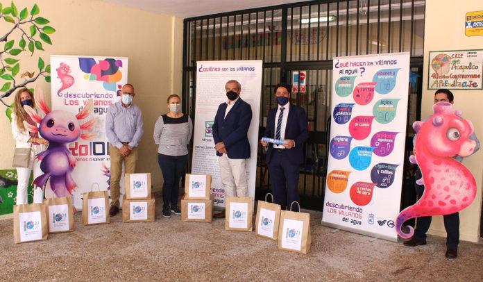 4.000 escolares de Fuengirola se implican en el cuidado del planeta