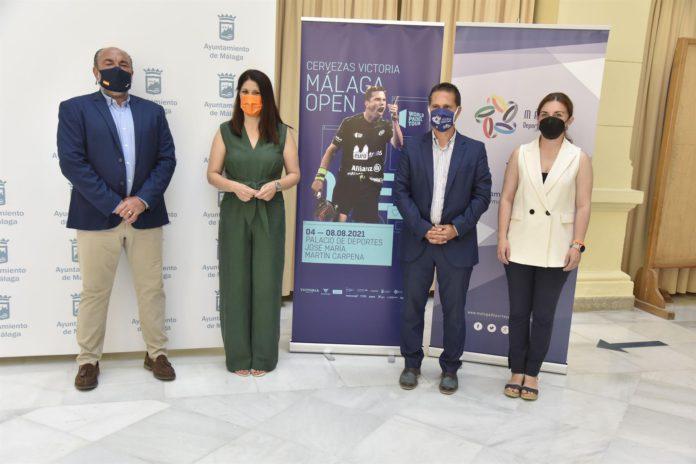 El World Pádel Tour regresa a Málaga seis años después