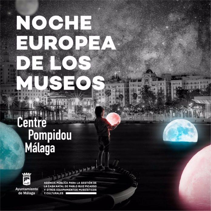 Pompidou, Museo Ruso y Casa Natal Picasso se suman a la celebración de la Noche Europea de los Museos el sábado