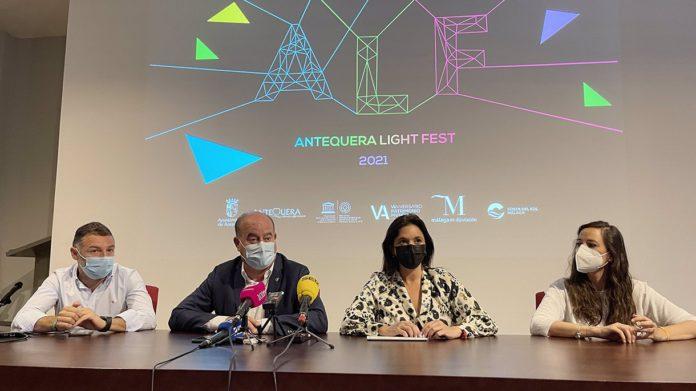 Antequera Light Festival, nuevo atractivo de la Costa del Sol